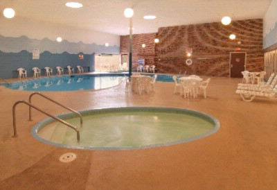 Indoor Pool And Whirlpool 8 of 28
