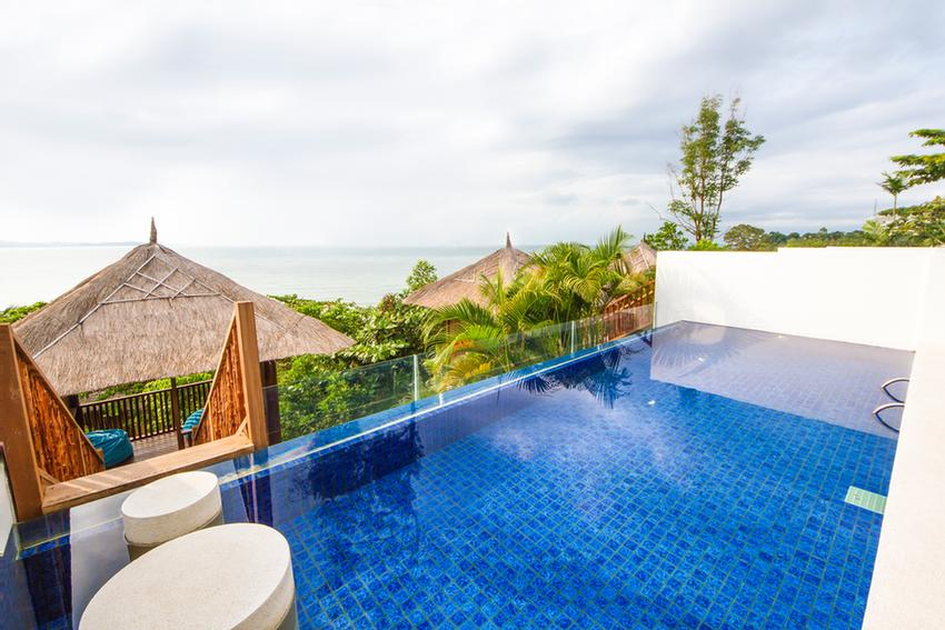 Plunge Pool In 2 Bedroom Villa 3 of 11