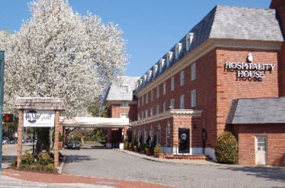 Image of The Williamsburg Hospitality House Hotel & Conf Ct