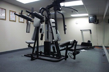 Cascades Inn Fitness Room Open 8am-Midnight 5 of 6