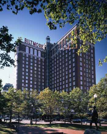 Providence Biltmore Curio Collection by Hilton 1 of 10