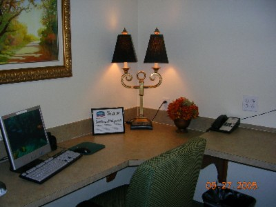 Business Center On Property With Complimentary Wirless And Wire Internet Services 2 of 5