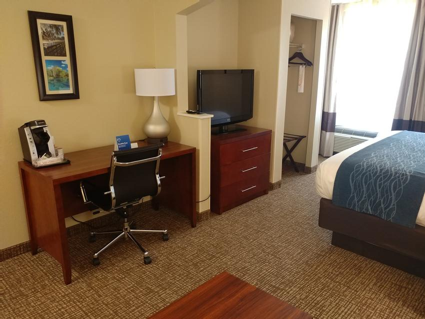 Executive King Room W/ Pullout Sofa 15 of 16