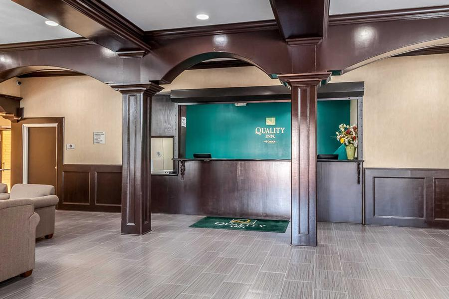 Front Desk With Lobby 3 of 13