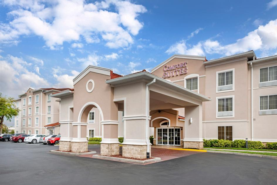 Image of Comfort Suites Downtown Orlando