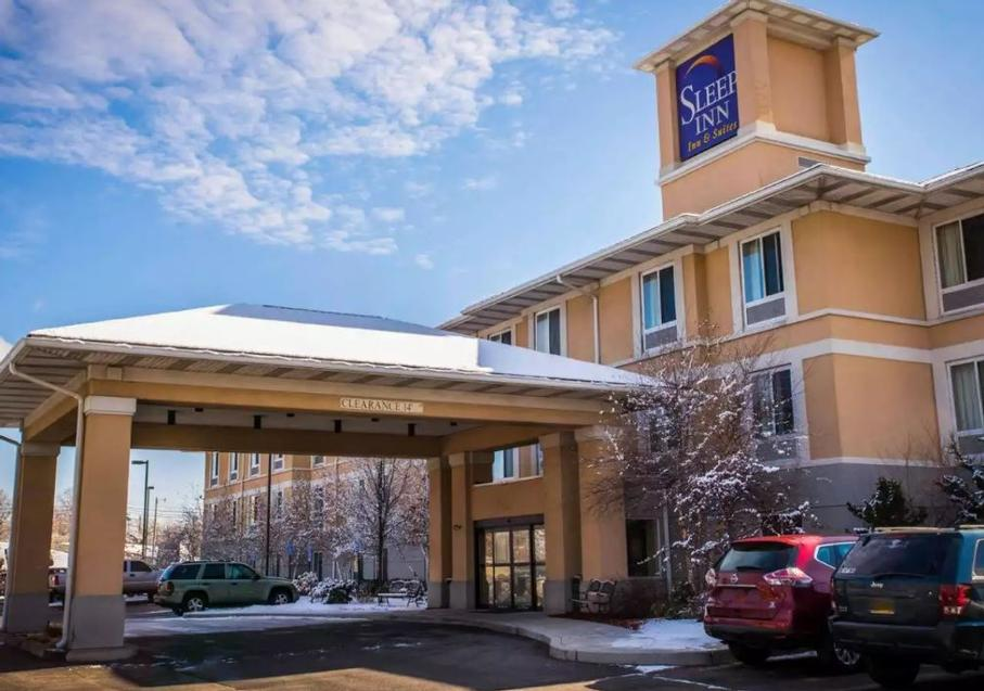 Image of Sleep Inn & Suites Dunmore