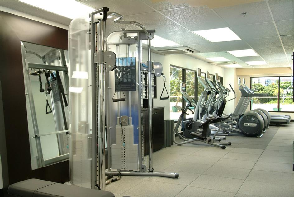 State-Of-The-Art Fitness Center 24hours 21 of 23