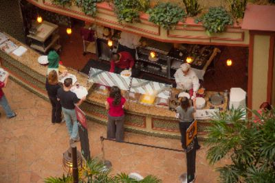 Every Guest Can Enjoy Cooked-To-Order Breakfast Each Morning In The Garden Atrium 13 of 14