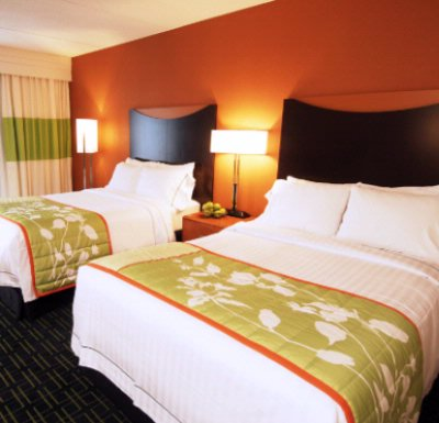 Fairfield Airport Hotel Double Guest Room