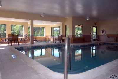 Indoor Pool And Hot Tub 4 of 9