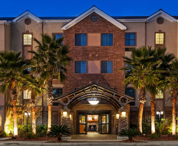 Staybridge Suites Near Six Flags Fiesta Texas 1 of 14
