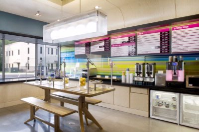 Aloft Hotel Interior -Re:fuel-Pantry 4 of 16