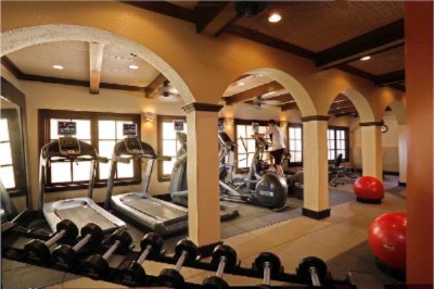 Fitness Center Designed By Precor 10 of 15