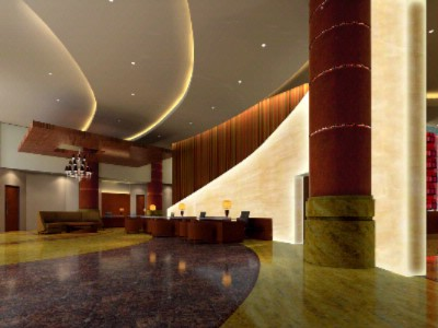 Rendering Of Our Upcoming New Lobby 4 of 9