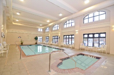 Indoor Pool 8 of 14