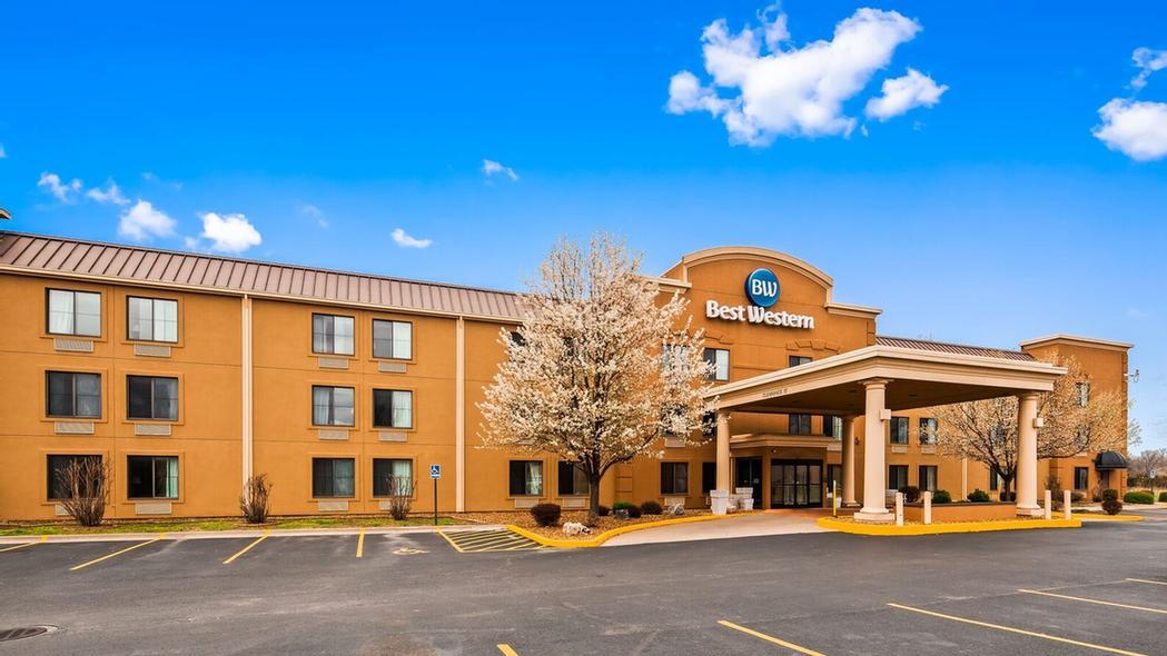 Best Western Plus Marion Hotel 400 Comfort Dr Il 62959