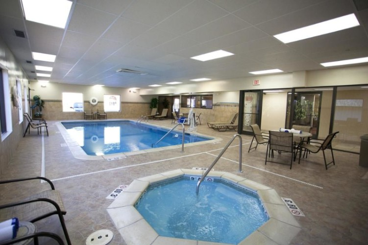 Indoor Heated Pool 3 of 10