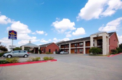 Best Western Inn Of Brenham 1503 Highway 290 East Tx 77833