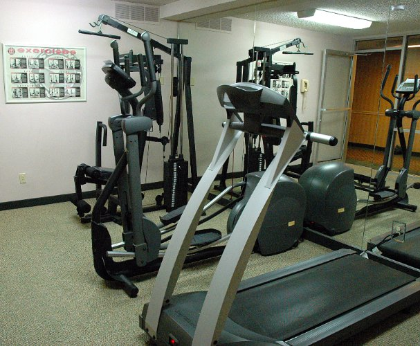 Exercise Room 11 of 12