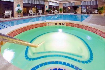 Relax In Our Indoor Pool & Whirlpool!! 8 of 9