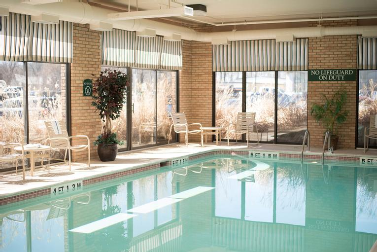 Enjoy Our Indoor Pool 10 of 12