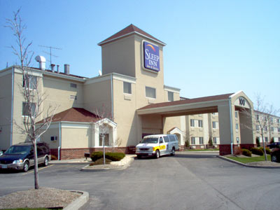 Image of Sleep Inn & Suites Buffalo Airport