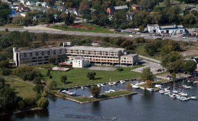 Arial View Of Travelodge Hotel Belleville 3 of 11