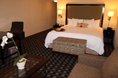 King Study -King Size Bed With A Sofabed Work Desk And A Flat Screen Television! 8 of 16