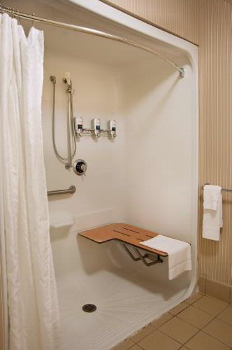 Accessible Room -Roll In Shower 14 of 16