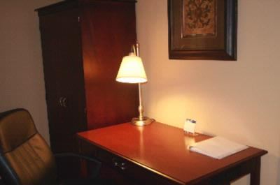 Each Of Our Rooms Has A Spacious Work Desk. 7 of 9