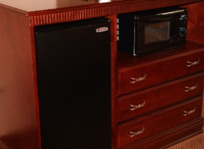 For Your Convenience All Rooms Feature A Minifridge And Microwave. 8 of 9