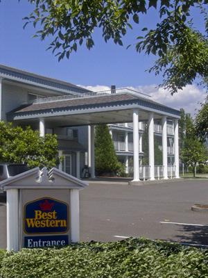 Welcome To The Best Western Grand Manor Inn Hotel Springfield Oregon 2 of 15