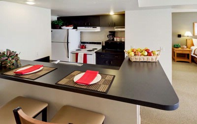 Full Kitchens In All Guestrooms 6 of 14