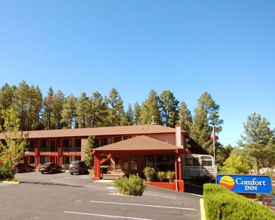 Days Inn at Ponderosa Pines 1 of 15