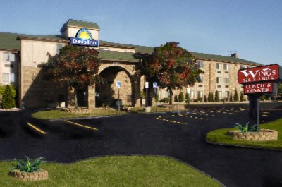 Days Inn Metro Airport 1 of 12