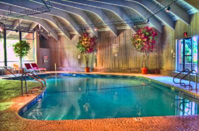 Indoor Pool 4 of 11