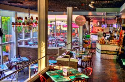 Crescenzo\'s Dining Area 9 of 11