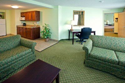 Our Presidential Suite Gives You A Seperate Living Area. 15 of 16