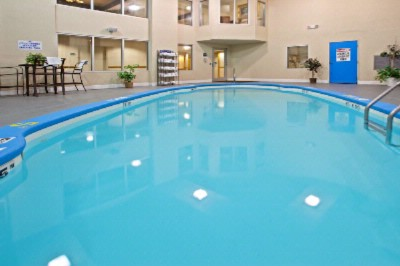 Cool Off In Our Relaxing Indoor Heated Pool. 8 of 16