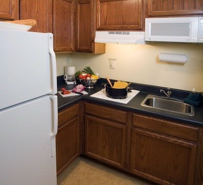 Fully Equipped Kitchens In Every Suite 4 of 7