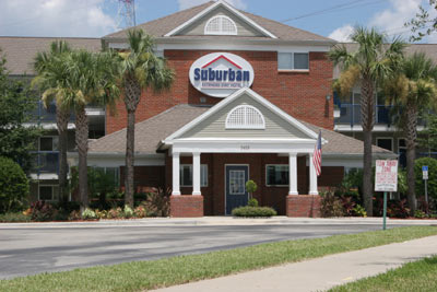 Suburban Extended Stay Hotel 1 of 5