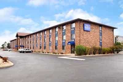 Motel 6 1585 Naperville Wheaton Rd Il 60563