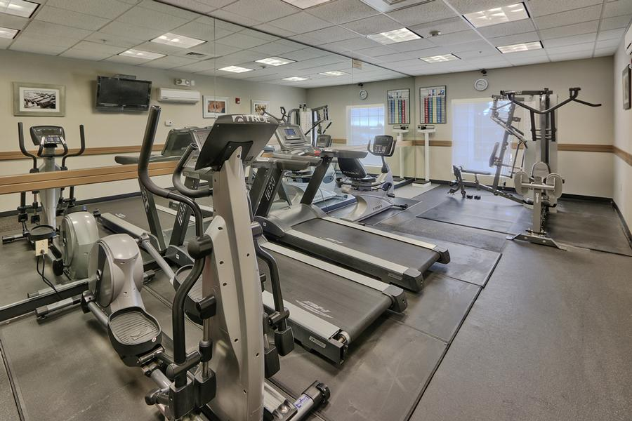 24-Hour Fitness Center 16 of 18