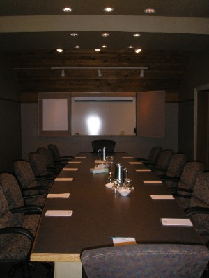 Excutive Boardroom Are Private And Very Comfy Setting To Have A Meeting. 22 of 23