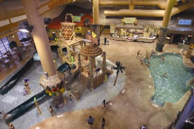 The Big Splash Indoor Waterpark Is One Of The Nation\'s Largest! 8 of 23