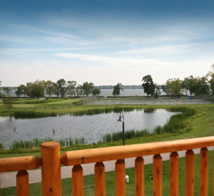 Enjoy A View Of Beautiful Lake Darling From Our New Townhouses. 10 of 23