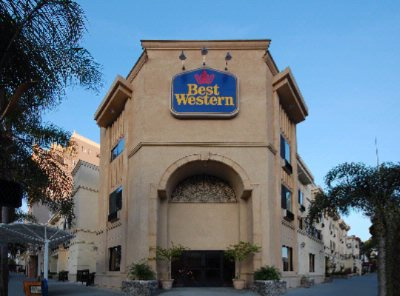 Image of Best Western Plus Hotel at the Convention Center