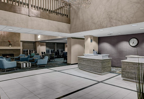Front Desk & Lobby Area 2 of 19