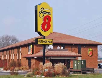 Super 8 Motel Chatham 1 of 8