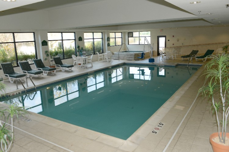 Indoor Heated Pool And Hot Tub 7 of 11
